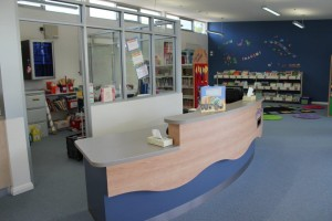 commercial - St AlbertsNew Library Interior